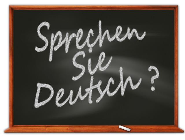 Време е за немски!