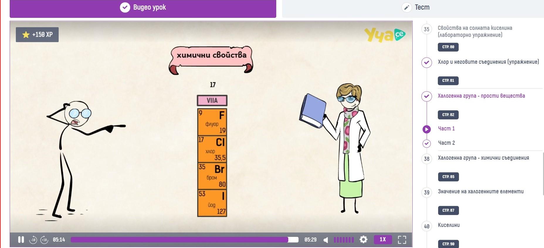 Уча.се е най-награждаваният образователен сайт в България