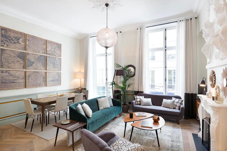 Модерен дизайн в сърцето на Париж