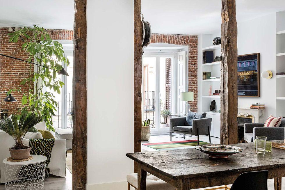 Артистичен апартамент в Мадрид
