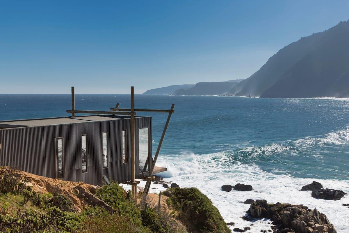 The Gray and Red Loft - Ваканционни къщи върху скалите с най-красивата гледка към Тихия океан