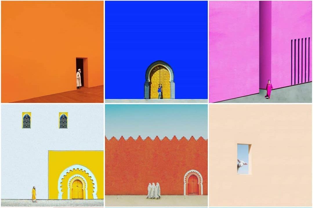 Less is more-Мароко в нова светлина, през обектива на Omar Kdouri
