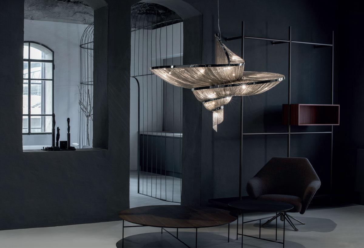Terzani | Epoque | light sculpture