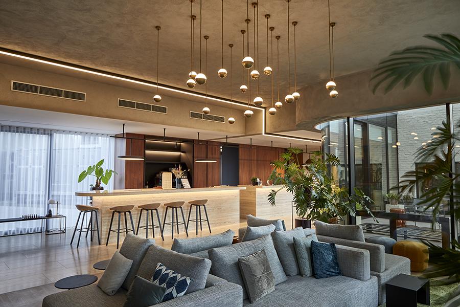Hashotel project, Belgium