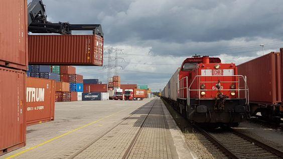 Железопътен транспорт Китай – България