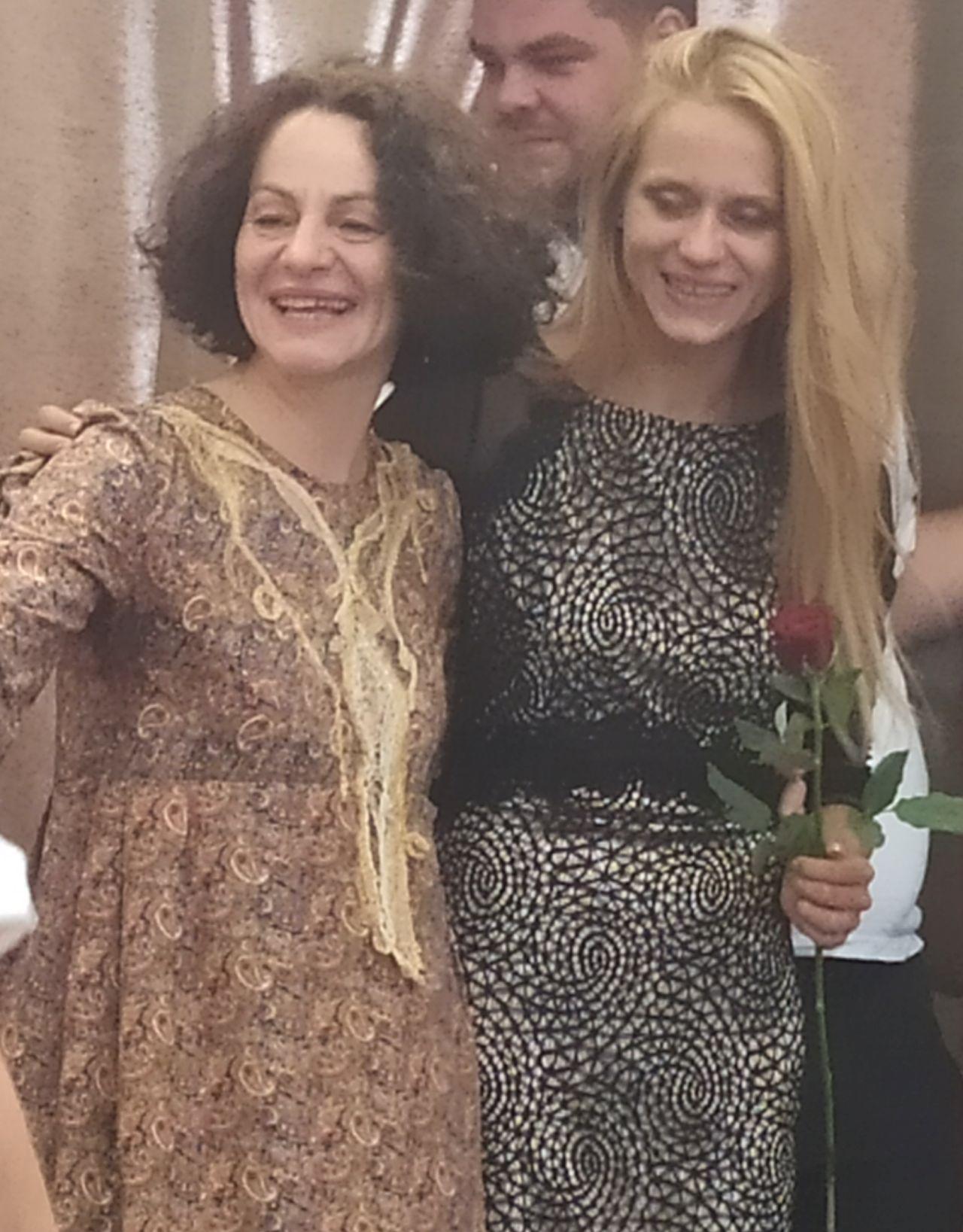 Interview of Malgozhata Spila with Bistra Pisancheva