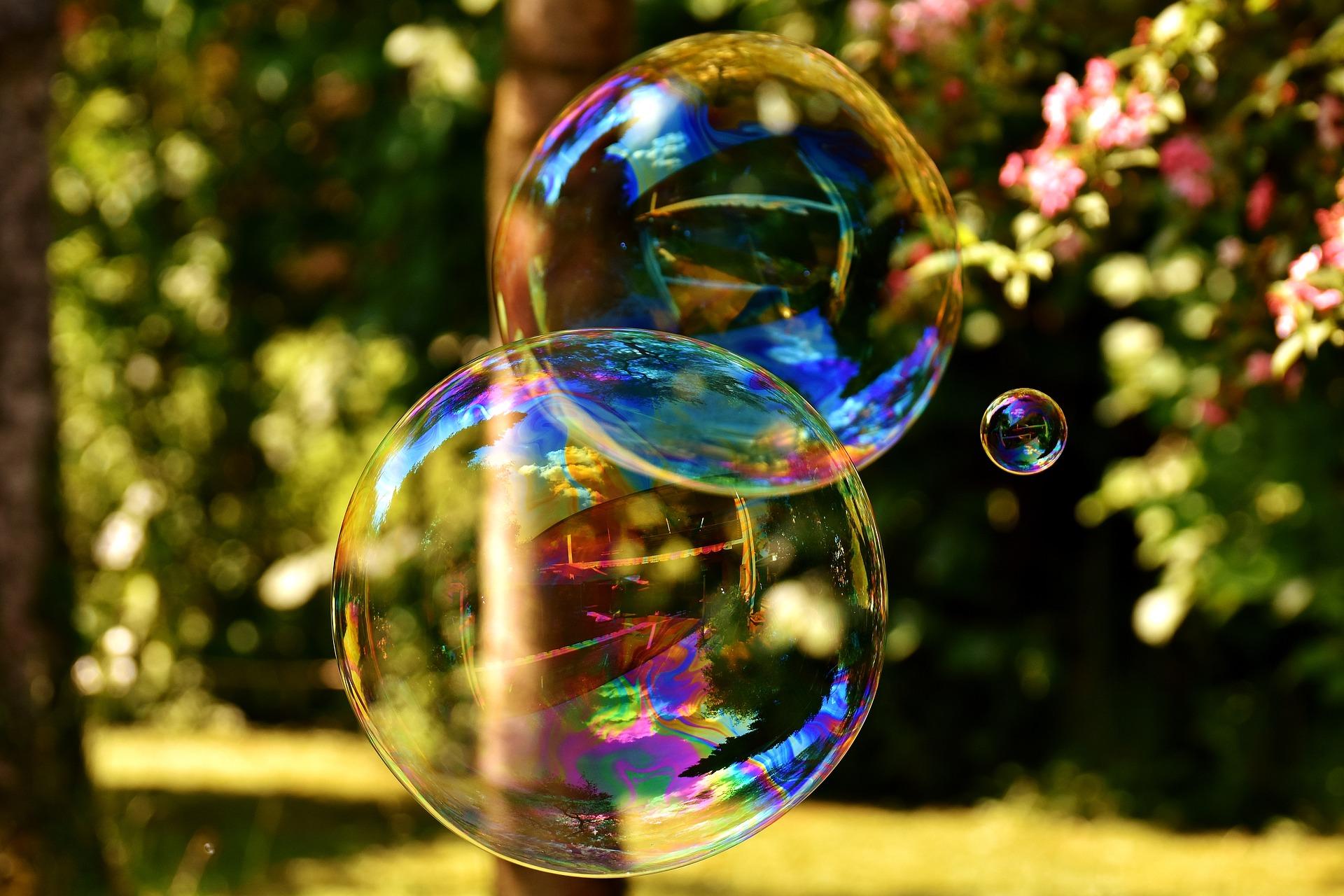 Сапунените балони