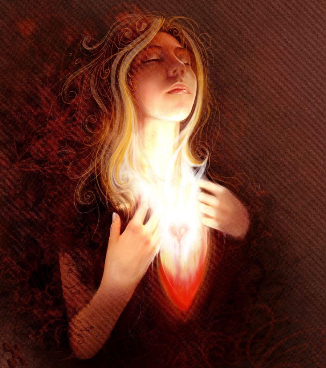 Опережая время. Проблемы Эмпатов. Сердце – неиссякаемый источник Света