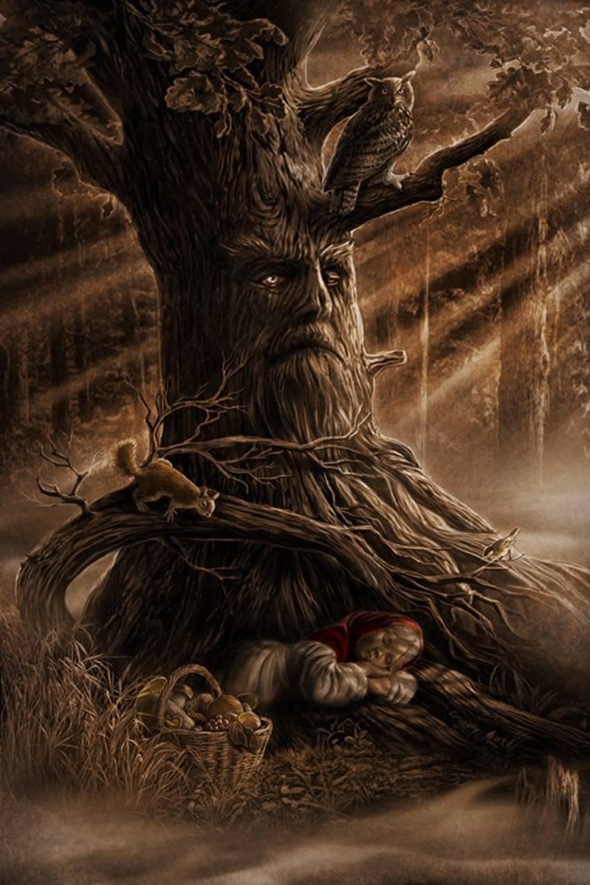 Откуда на Мидгарде Темные Силы? Почему они не уничтожили Землю?