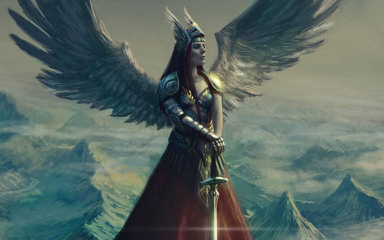 Тайна гармоничного слияния мужчины и женщины. Сила женщин. Валькирии. Как это использовать?