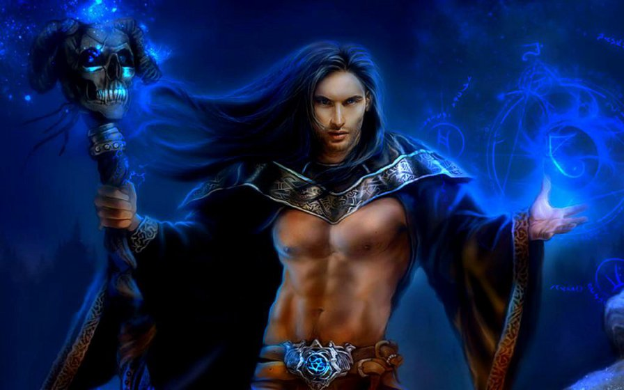 Почему магия так опасна в руках мужчин