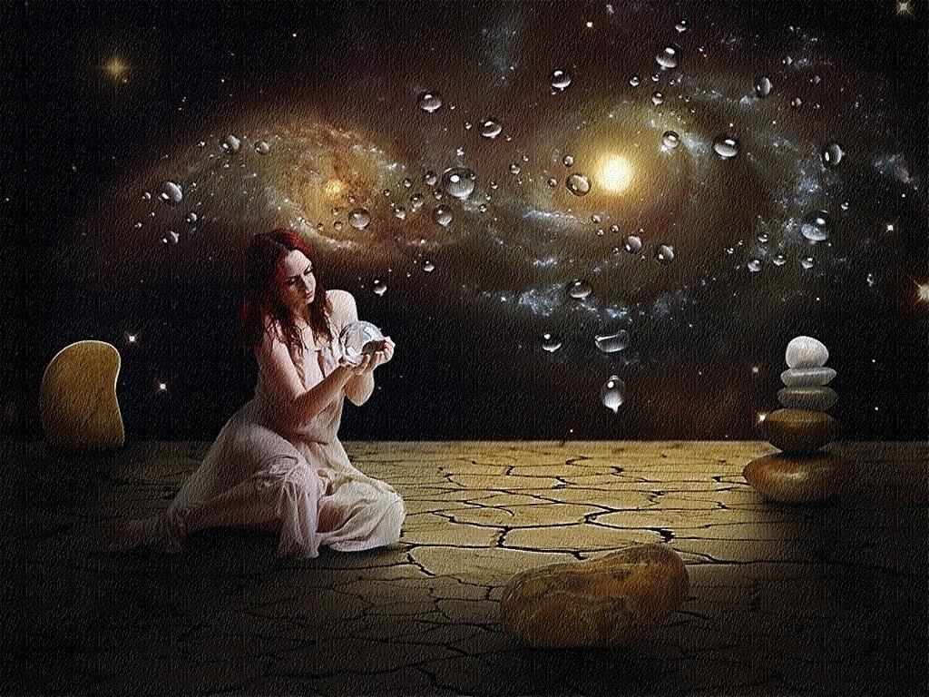 Духи миров Прави решают, в какое физическое тело войдет Душа или Дух. Ничего не случайно